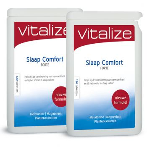 Vitalize Slaap Comfort Magnesium Complex 240 tabletten