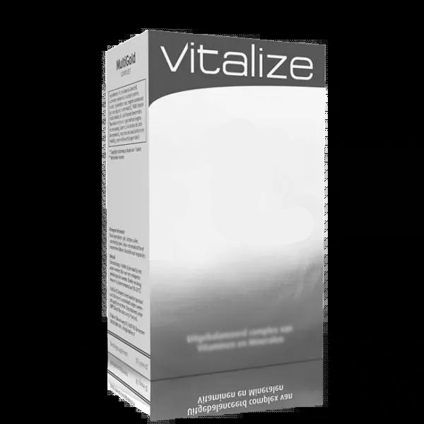 Vitalize Multivitamine Compleet A t/m Z 120 tabletten
